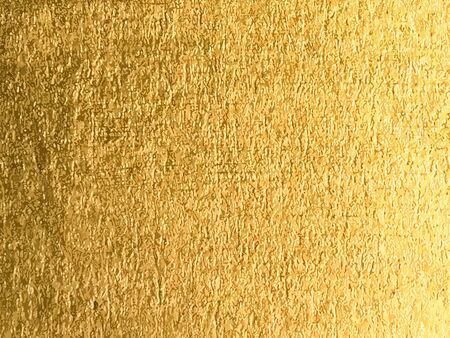 Gold background. Gold metallic texture. Trendy template for holiday designs, party, birthday, wedding, invitation, web banner