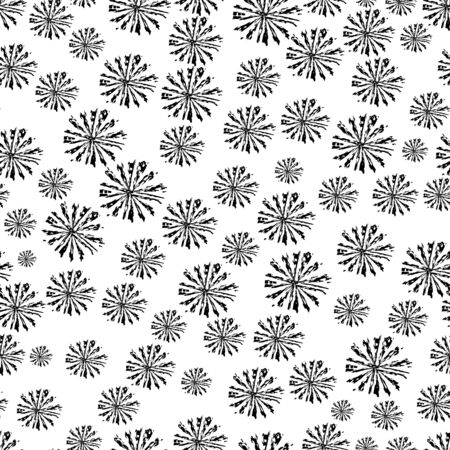 Vector seamless pattern. Background for for fabrics, textiles, paper, wallpaper, wedding invitations. Vintage style. Floral ornament.