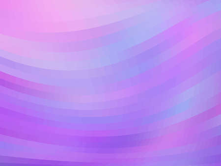 Modern abstract geometric gradient background. Colorful stripes and dynamic wavy vivid lines background for your design. Vector 矢量图像