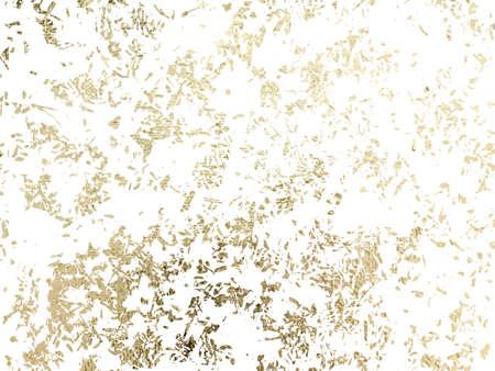 Marble gold grunge texture. Ilustracja