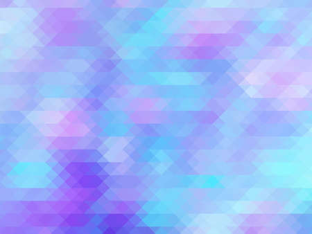 Soft color, pastel pink, blue polygonal illustration, which consist of triangles. Geometric background. Triangular design for your business card, banner, flyer