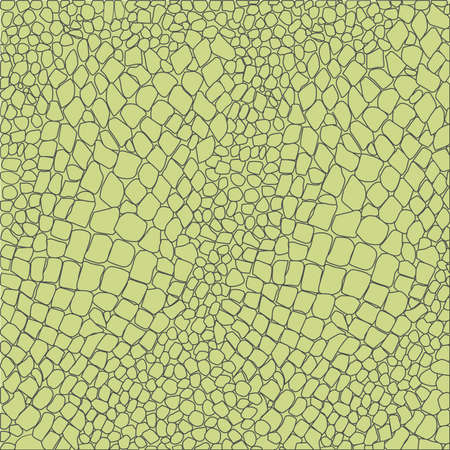 snakeskin: Alligator skin, vector background