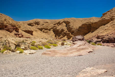 global warming dry ground sand stone desert rocky wilderness waste land environment copy space