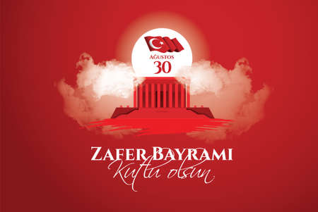 30 august zafer bayrami Ilustração