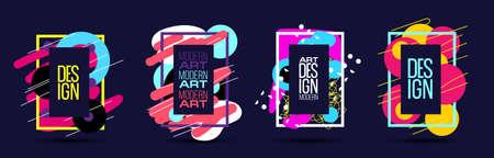 vector background in pop art style Vectores