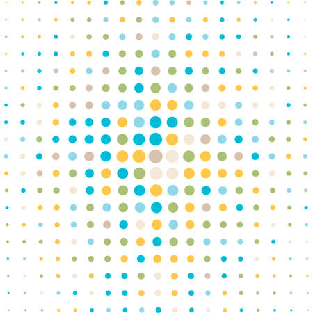 halftone pattern: Abstract halftone pattern vector background. Halftone illustration with dots.
