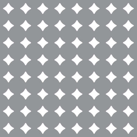 ball point: Abstract monochrome geometric pattern, seamless vector background. Simple grey and white repeating texture. Modern contrast graphic with dots, circle, ball or point.