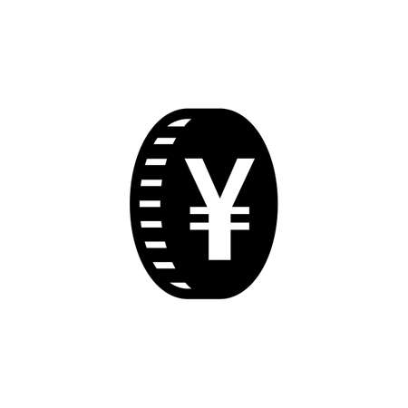 Japanese Yen Or Chinese Yuan Currency Symbol Royalty Free Cliparts