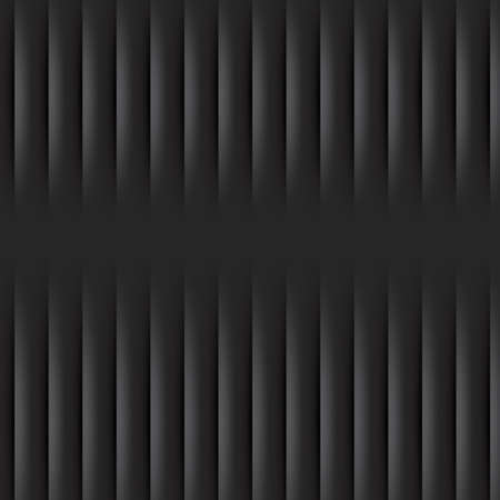 Abstract black vector background or dark texture with lines for product showcase. Digital modern template or minimal 3d grey pattern Standard-Bild - 124129760
