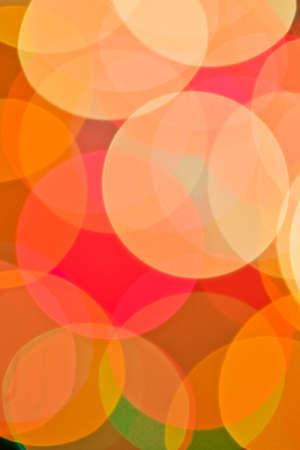 multi: Multi colored rings of light Stock Photo