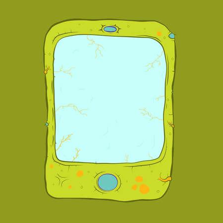 palmtop: zombie phone