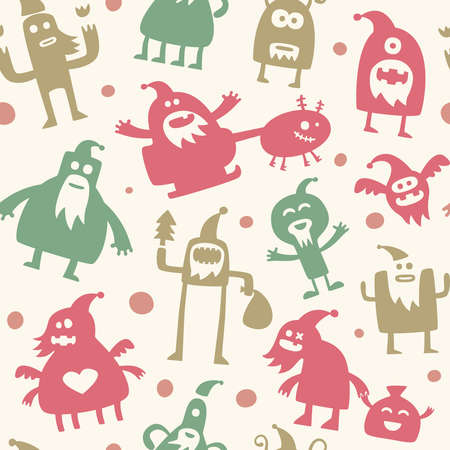 seamless patterns Stock Vector - 8240724