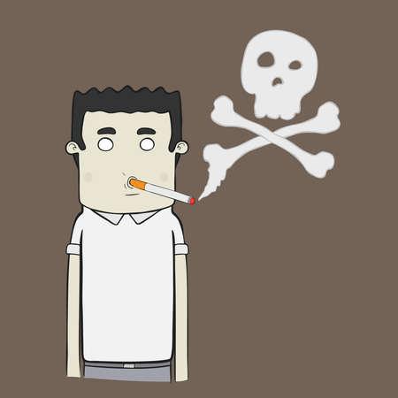 smoker: smoker Illustration