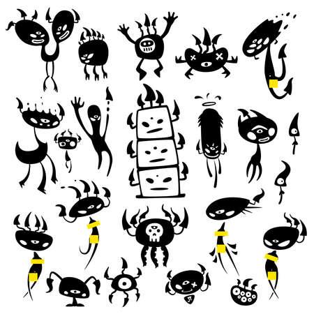 sexual activity: mushroom monsters