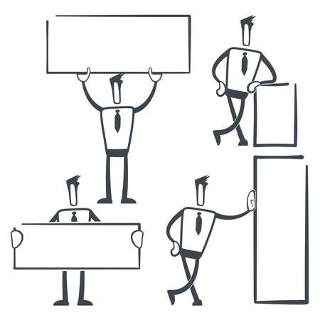 Sketch man Stock Vector - 9933976