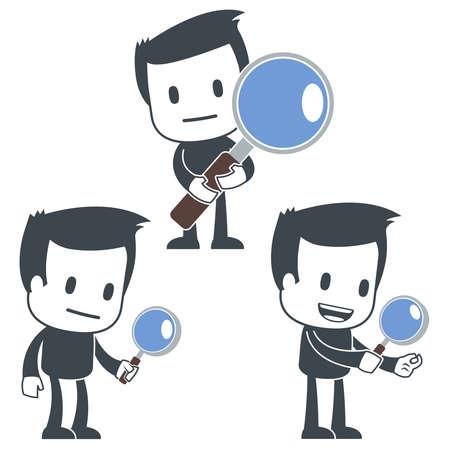 inquiring: Icon man