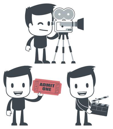 cinematographer: Icon man