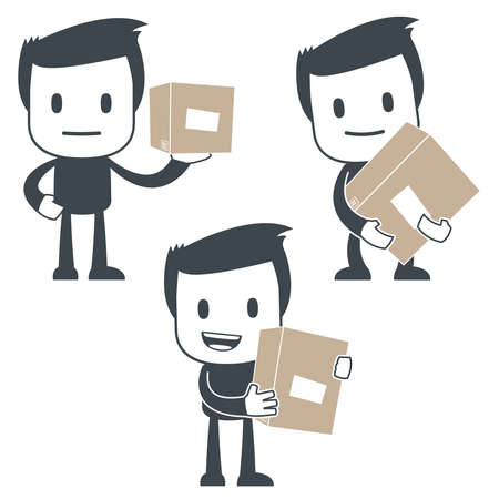 Icon man Stock Vector - 11251025
