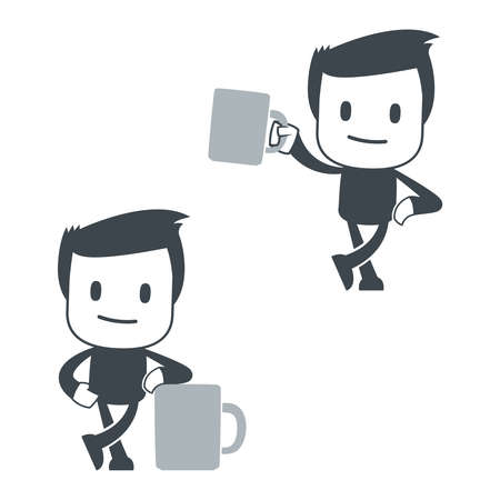 help icon: Icon man