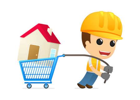 constructeur: constructeur dr�le de bande dessin�e