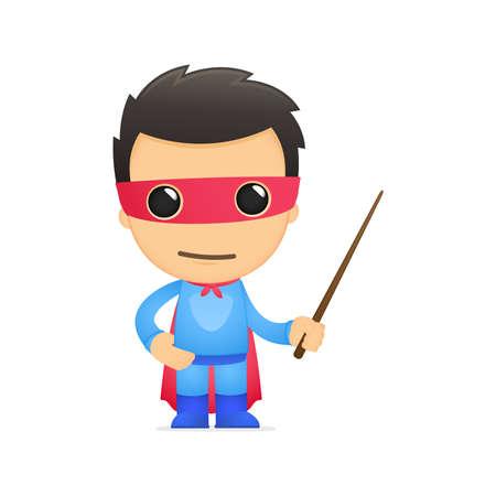 defenders: funny cartoon superhero