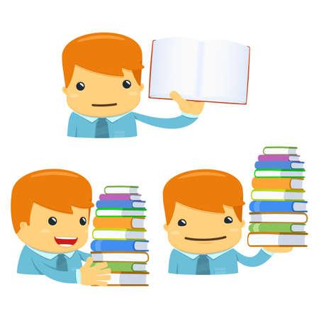 data dictionary: avatar cartoon manager Illustration