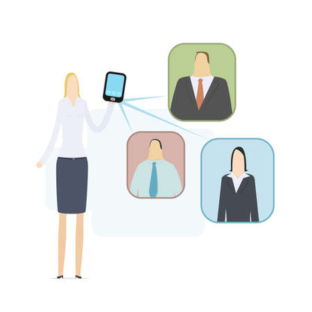 mobile video conference