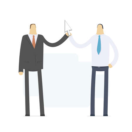 jointly: joint management of the Internet project