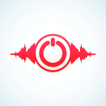 Turn off the music Stock Vector - 18759181