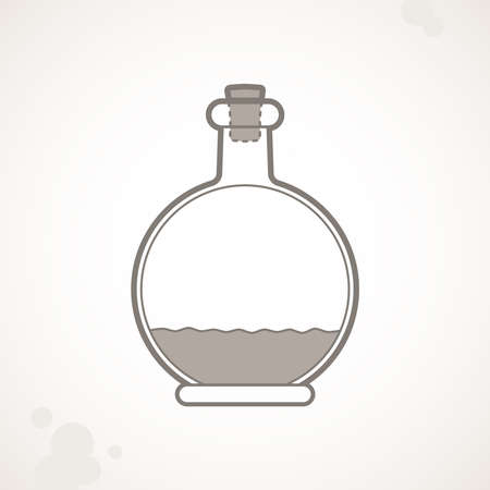 empty bottle Stock Vector - 18758928