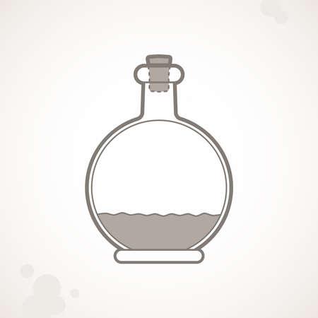 empty bottle Stock Vector - 18758928