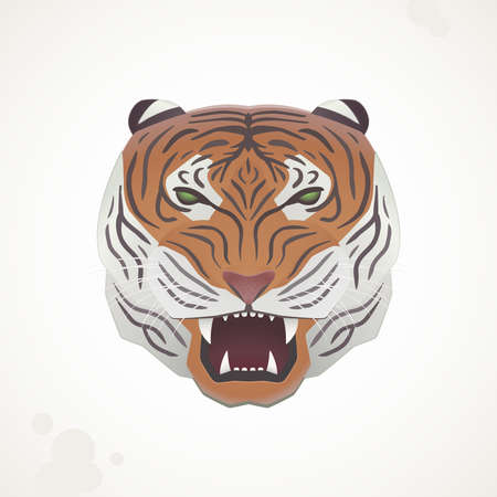 tiger Stock Vector - 18759266