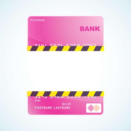 credit card Stock Vector - 18759263