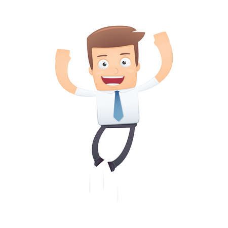 manager, suitable for use in dialogs with other characters. Stock Vector - 21846212