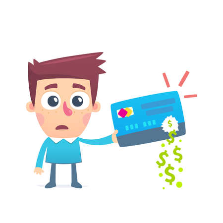 disappearance: Disappearance of money from credit card