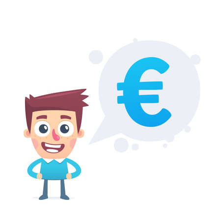 Analysis of the euro currency Vector