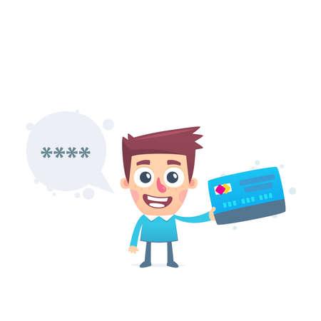 pin code: Pin code from the debit card