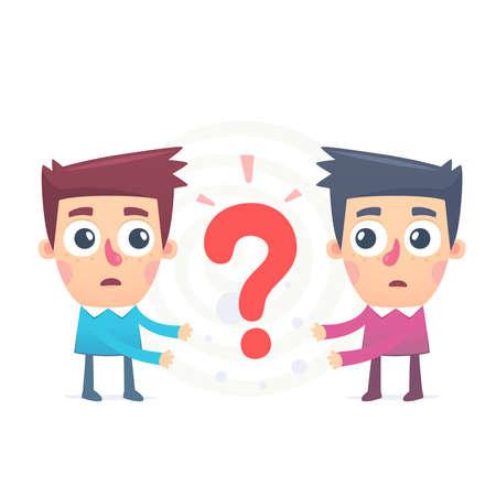 indeciso: Trabajo en equipo para resolver los problemas Vectores