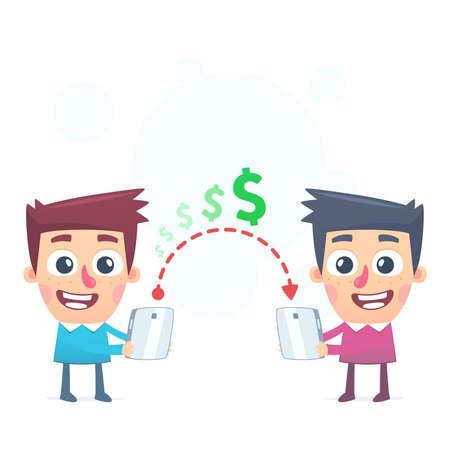 easy money: Easy way to send money