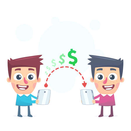 transferring: Easy way to send money