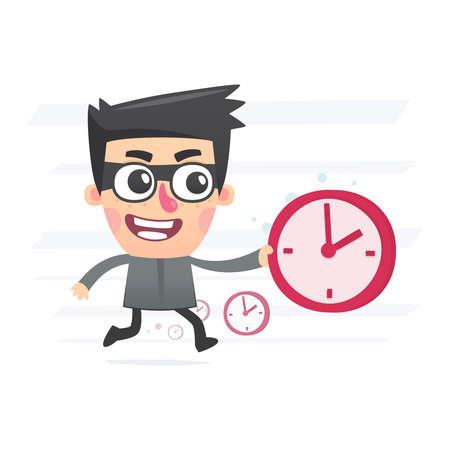 fraudulent: time thief