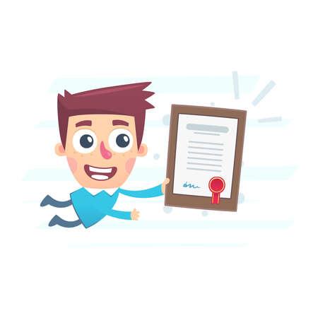 zertifizierung: Illustration f�r die Zertifizierung