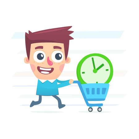 koop extra tijd