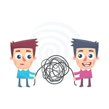 problemsolving: joint problem-solving Illustration