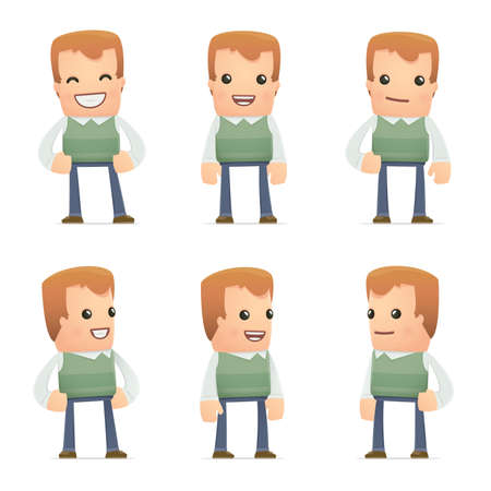 acquaintance: set of neighbor character in different interactive  poses