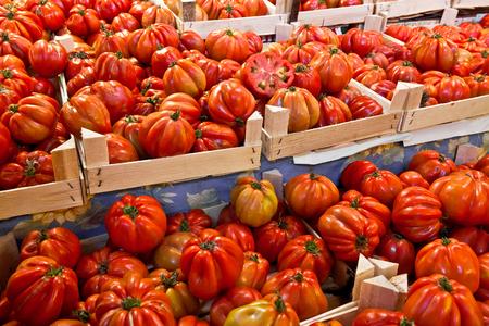 tiendas de comida: Mercado de frutas y verduras. Retail.