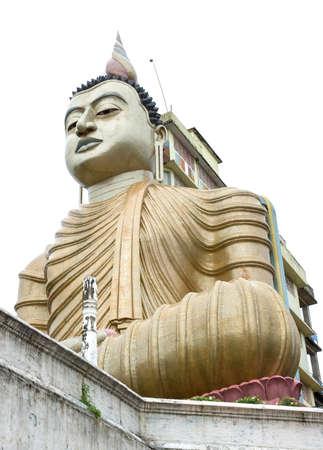 DICKWELLA, SOUTHERN PROVINCE, SRI LANKA - DECEMBER 20 2014: Sri Lanka