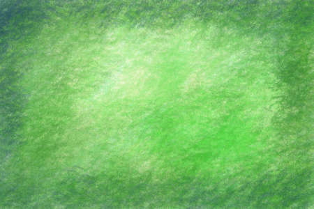 Green grungy background texture digital illustration light copy space Stock Photo