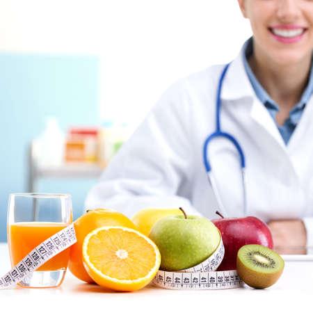 Alternative medicine, Apple, Dieting Vitamins pills - Image
