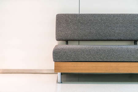 empty sofa in living room interior background Stock Photo - 107755960